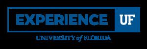 UFHR Experience UF Logo Blue